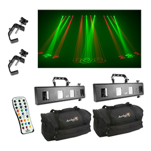 Chauvet Lighting Packages