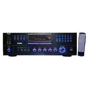DVD MP3 AM FM Receivers