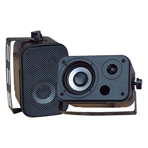 "3.5"" Waterproof Speakers"
