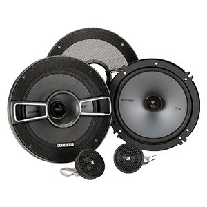 Single Kicker 2011 KS20 Car Audio Dome Tweeter Replacement Crossover Xover