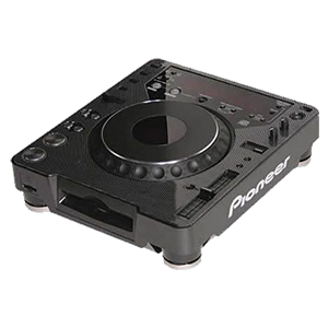 Turntable & CD Player Faceplates