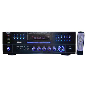 CD DVD & MP3 Receivers