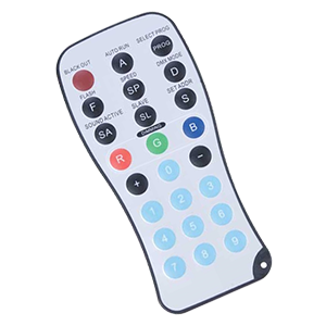 LED Wireless Remote Controls
