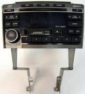 2002-2003 Nissan Maxima Factory Bose AM/FM Tape CD Player
