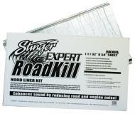 Stinger RKXHL Car Audio Road Kill Sound Damping Hood Liner
