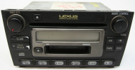 2002-2006 Lexus IS300 Factory Stereo Tape CD Player Radio