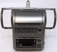 2003-2004 Infiniti G35 Factory 6 Disc CD Changer Tape Radio