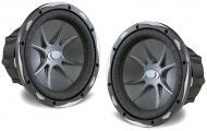 Kicker Subwoofer Package (2) CVX15 Car Audio Subwoofers