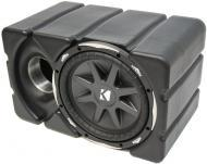 "Kicker CVX10 Loaded Marine Audio Boat Custom Fit 10"" Subwoofer Enclosure Box"