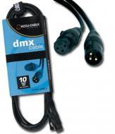 American DJ AC3PM5PFM 3-Pin Male XLR to 5-Pin Female XLR Cable