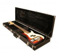 Gator Cases GW-BASS Bass Guitar Deluxe Wood Case