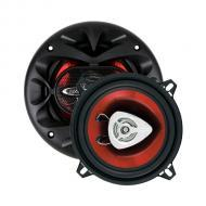"Boss CH5520 CHAOS EXXTREME 5-1/4"" 2-Way Speaker Red Poly Injection Cone"