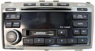 2002-2004 Infiniti I35 Factory 6 Disc Changer CD Player BOSE OEM Radio PN-2451D