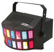 Eliminator Lighting E-108 Light Beam Effect Multi-Colored Double Derby Sound Activated Includes H...
