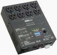 Eliminator Lighting ED-15 DMX Dimmer Pak Controller 4 Channel w/ Hanging Bracket