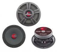 "Lanzar OPTI10MI Opti Pro 1000 Watts 10"" High Power Midbass"