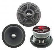 "Lanzar OPTI6MI Opti Pro 500 Watts 6.5"" High Power Midbass Speaker w/ Custom Molded Grills &a..."