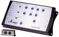 Lanzar OPTIX2B Optidrive 2-Way Electronic Crossover Network w/ Remote Bass Boost Level Control