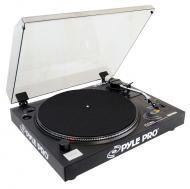 Pyle PLTTB3U Belt Drive USB Turntable w/ Digital Recording Software