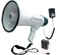 Pyle PMP45R Professional Dynamic Megaphone With Recording Function/Detachable Microphone & Re...
