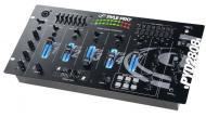 Pyle PYD2808 19' Rack Mount 4 Channel Professional Mixer w/ Digital Echo and SFX
