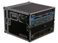Odyssey Cases FRAR8E 8 Space Medium Duty Amp Case