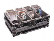 Odyssey Cases FZCD320 Heavy Duty DJ CD/Jewel Case with Room for 320 Viewpack CD's or 106 Jew...