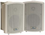 Pyle Home Audio PDWR33 3.5' Indoor / Outdoor Waterproof Wall-Mount Speakers (Pair)