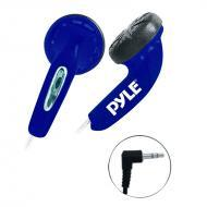 Pyle Home Audio PEBH25BL Ultra Slim Ear-Buds Stereo Bass Headphones For Ipod / MP3 / All Audio So...
