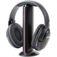 Pyle Home Audio PHPW5 Professional 5 in 1 Wireless Headphone System