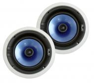 "Pyle Home Audio PIC8E 300 Watt High-End 8"" Two-Way In-ceiling Speaker System w/Adjustable Tr..."