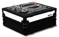 Odyssey FFX2LBM1200BL Flight FX2 Series Battle Position Technics 1200 Style Turntable Case w/ Fro...