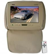 Pyle Car Audio PL90HRTN Adjustable Headrest/ Built-In 9' TFT-LCD Monitor with IR Transmitter...