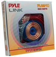 Pyle Car Audio PLAM40 20ft 4 Gauge 1600 Watt Amplifier Hookup For Battery Head Unit & Speaker...