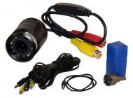 Pyle Car Audio PLCM22IR Flush Mount Rear View Camera w/ 0 Lux Night Vision