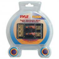 Pyle Car Audio PLDS20 Dual 40 Amp In-Line Circuit Breaker/ Power Distribution Block