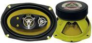 Pyle Car Audio PLG69.5 6' x 9' 450 Watt Five-Way Speakers (Pair)