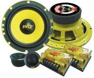 Pyle Car Audio PLG6C 6.5' 400 Watt 2-Way Custom Component System (Pair)