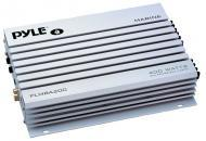 Pyle Marine Audio PLMRA200 2 Channel 400 Watt Bridgeable Waterproof Marine Amplifier