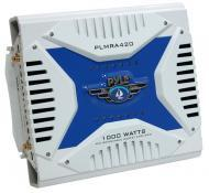 Pyle Marine Audio PLMRA420 4 Channel 1000 Watt Waterproof Marine Bridgeable Mosfet Amplifier