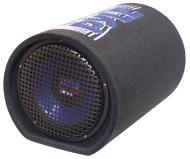 Pyle Car Audio PLTB8 8' 400 Watt Carpeted Subwoofer Tube Enclosure System