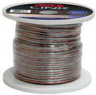 Pyle Car Audio PSC12100 12 Gauge 100 Feet Spool of High Quality Speaker Zip Wire - Pair