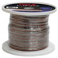 Pyle Car Audio PSC12250 12 Gauge 250 ft. Spool of High Quality Speaker Zip Wire