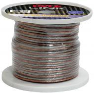 Pyle Car Audio PSC12500 12 Gauge 500 ft. Spool of High Quality Speaker Zip Wire - Pair