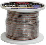 Pyle Car Audio PSC16250 16 Gauge 250 ft. Spool of High Quality Speaker Zip Wire