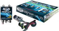 Pyle Car Audio PHDH4K6K 6,000K Dual Beam H4 (Low/High) HID Xenon Driving Light System