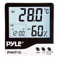 Pyle Car Audio PHHT15 Indoor Digital Hygro-Thermometer