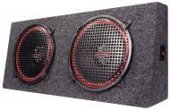 Pyramid PP12 Dual 12' 300 Watt 4-Way Stereo Hatchback Speaker System