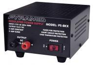Pyramid PS8KX 6 AMP Constant/8 AMP Surge Regulated Power Supply