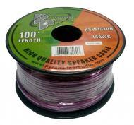 Pyramid RSW14100 14 Gauge 100 ft. Spool of High Quality Speaker Zip Wire(Colors may vary)